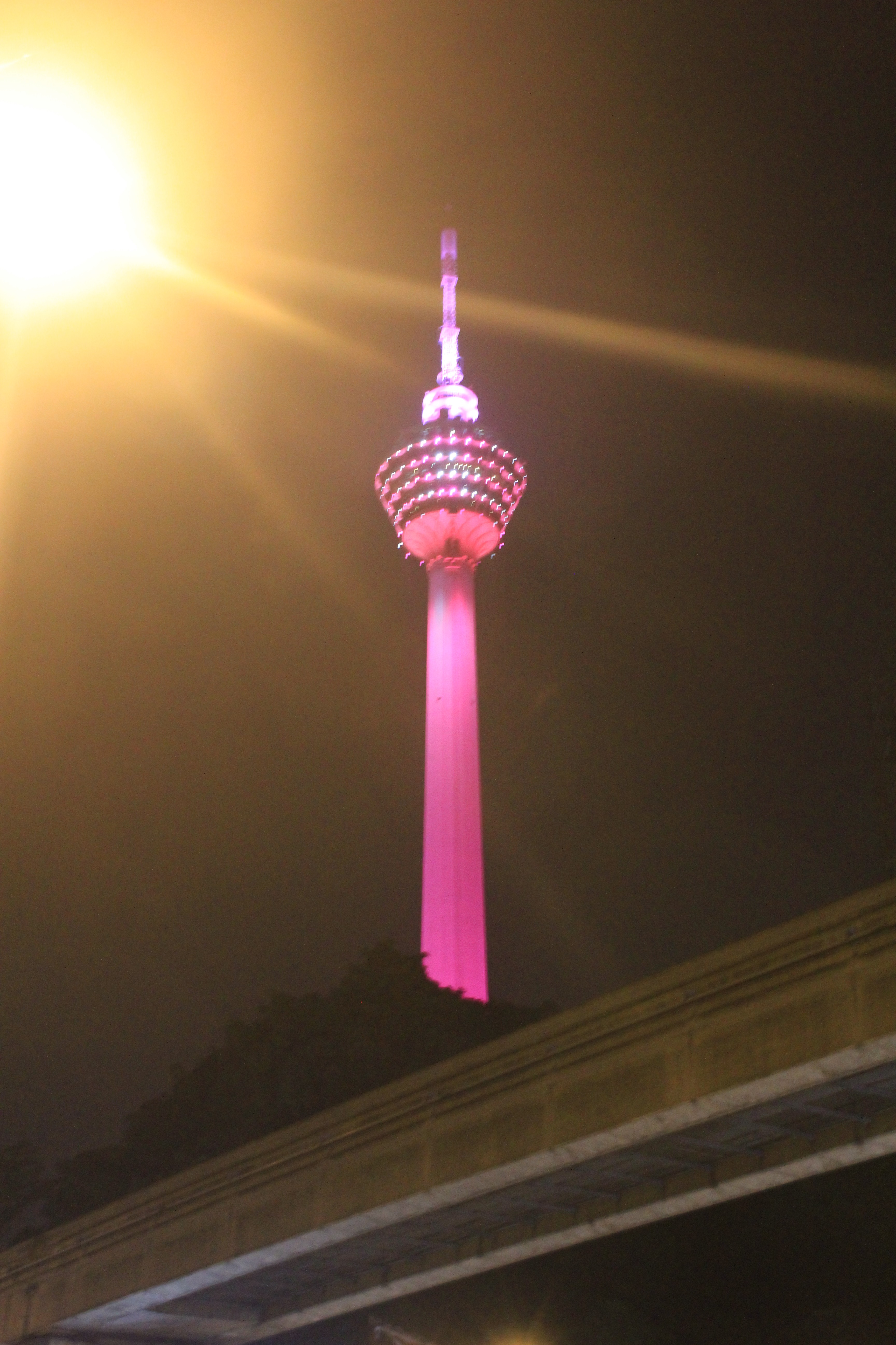 クアラルンプールタワー